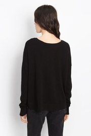 Vince Cashmere Crop Sweater - Front full body