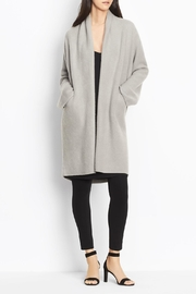Vince Cashmere Long Cardigan - Front cropped