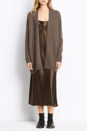 Vince Cashmere Open Cardigan - Product Mini Image