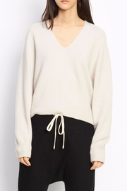 Vince Cashmere V Neck Sweater - Front cropped