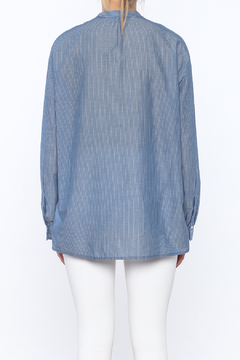 Vince Chambray Loose Top - Alternate List Image