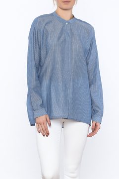 Shoptiques Product: Chambray Loose Top