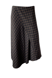Vince Check Plaid Skirt - Product Mini Image