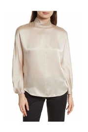 Vince Collar Band Blouse - Front cropped
