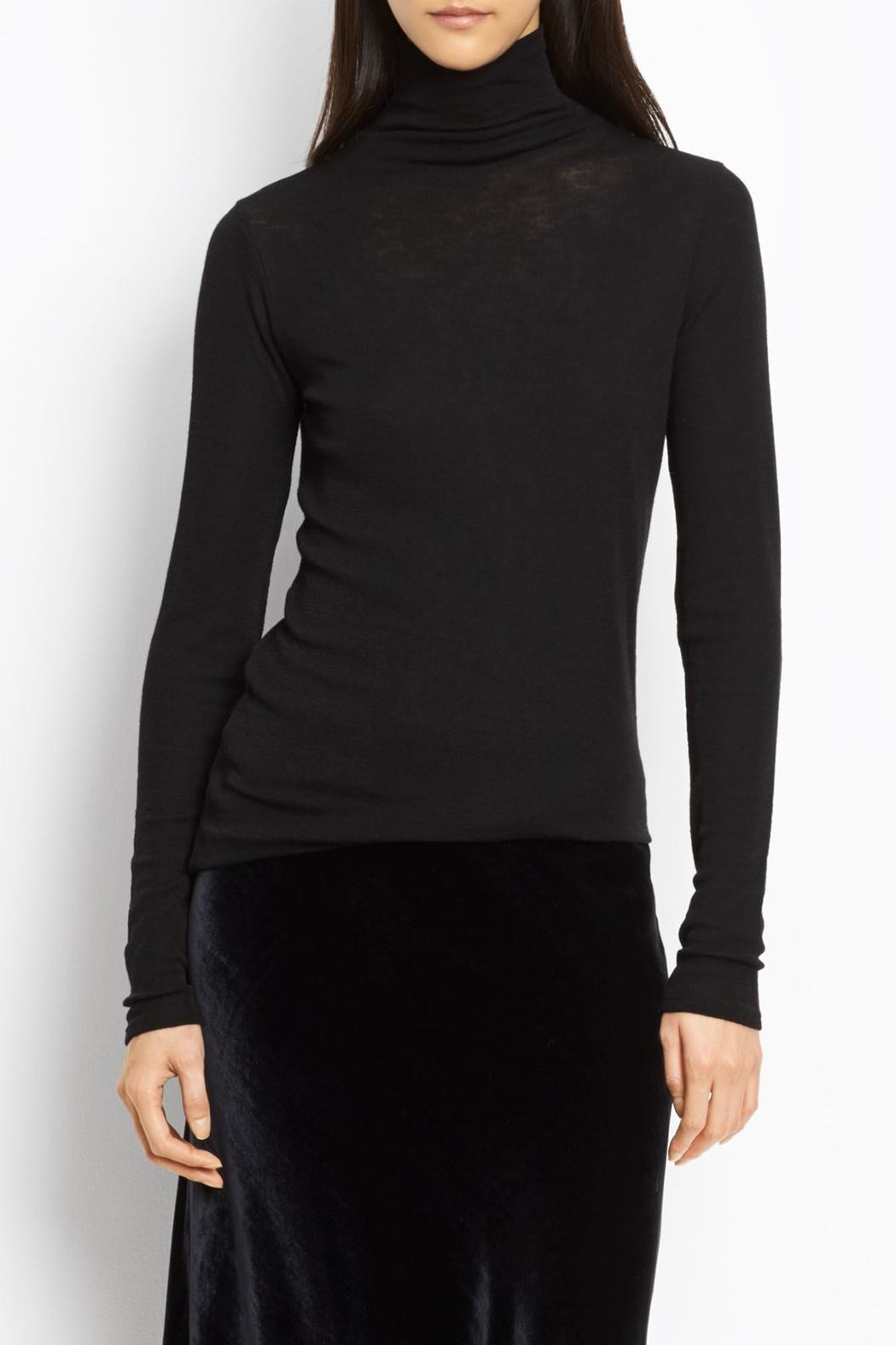 Vince Cowl Turtleneck Sweater - Main Image