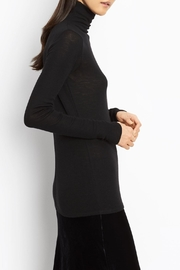 Vince Cowl Turtleneck Sweater - Side cropped