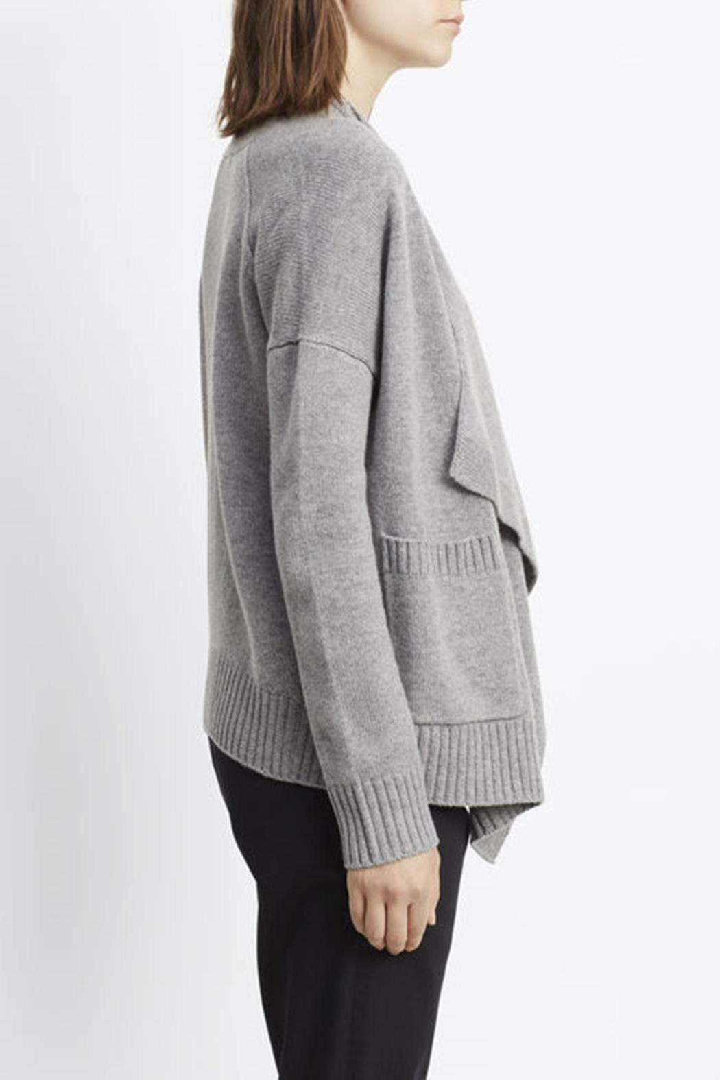 Vince Drape Front Cardigan from Greenville by Augusta Twenty ...