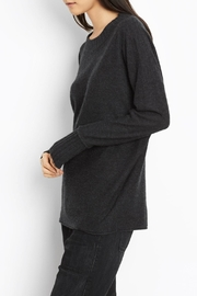 Vince Drop Shoulder Sweater - Front full body