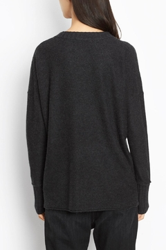 Vince Drop Shoulder Sweater - Alternate List Image