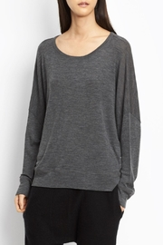 Vince Drop Shoulder Sweatshirt - Product Mini Image