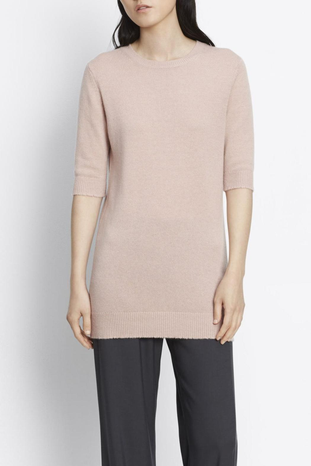 Vince Elbow Sleeve Cashmere Sweater from Greenville by Augusta ...