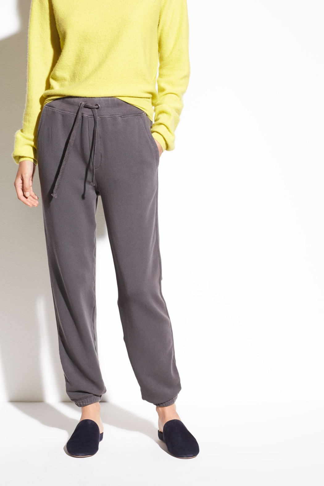Vince French Terry Sweatpants - Main Image