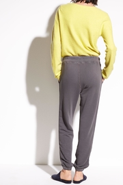 Vince French Terry Sweatpants - Back cropped