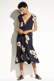 Vince Gardenia Pleated Dress - Product Mini Image