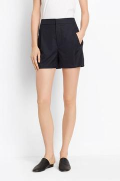 Shoptiques Product: Navy High Waisted Short