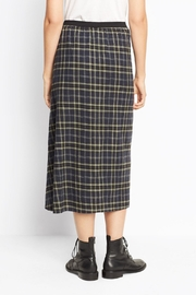 Vince Multi Plaid Skirt - Side cropped