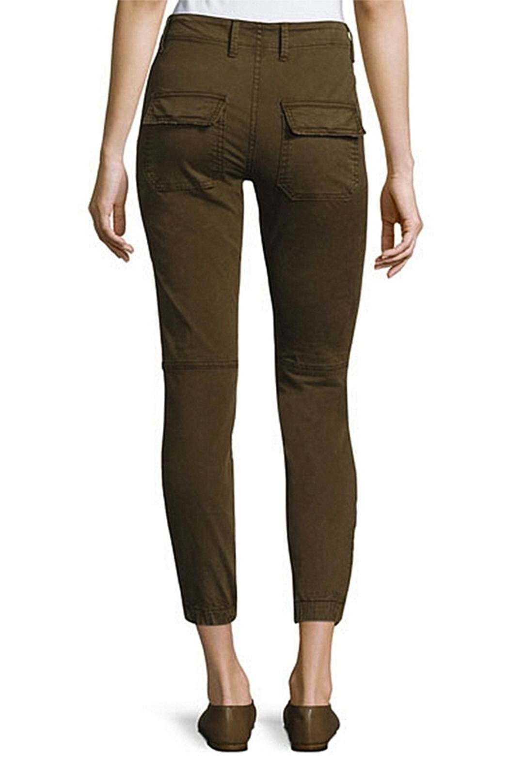 Vince Stretch Slim Fit Pant - Front Full Image