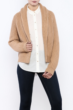 Shoptiques Product: Open Chunky Cardigan