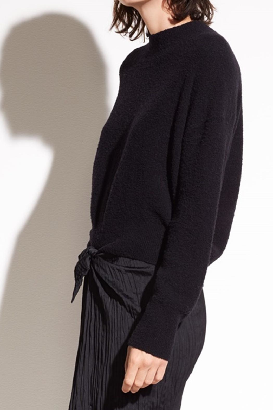 Vince Pullover Sweater - Side Cropped Image