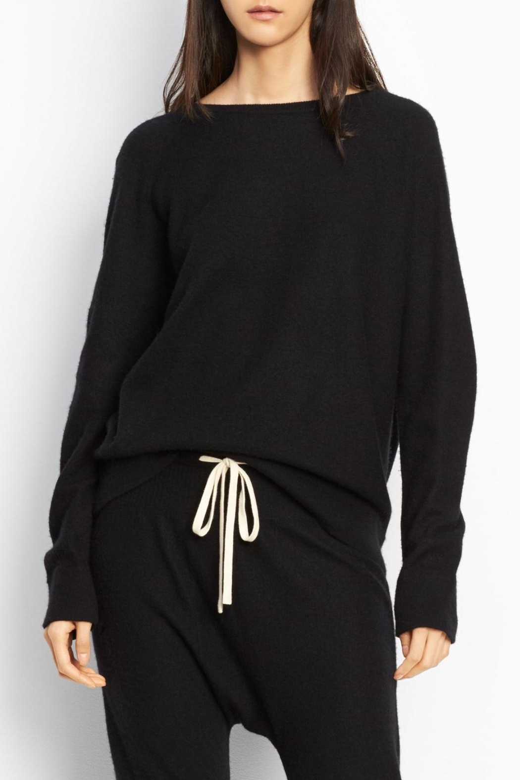 Vince Raglan Sweater - Front Cropped Image