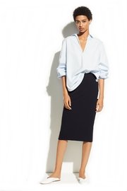 Vince Rib Pencil Skirt - Product Mini Image
