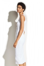 Vince Rib Tank Dress - Product Mini Image