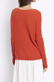 Vince Ribbed Raglan Sweater - Front full body