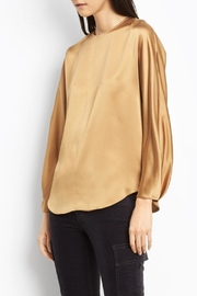 Vince Slit Back Blouse - Front cropped
