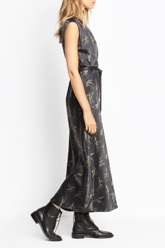 Vince Sprig Floral Dress - Alternate List Image