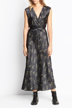 Vince Sprig Floral Dress - Product List Image
