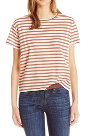 Vince Striped Crew Tee - Product Mini Image