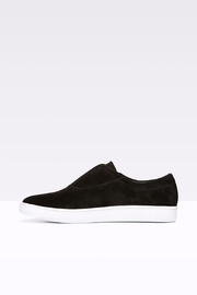 Vince Viktor Suede Sneaker - Front cropped