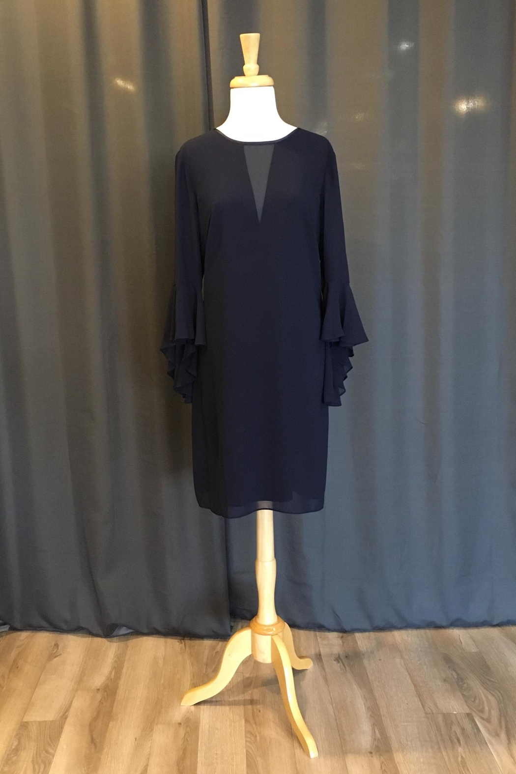 Vince Camuto Bell Sleeve Dress - Main Image