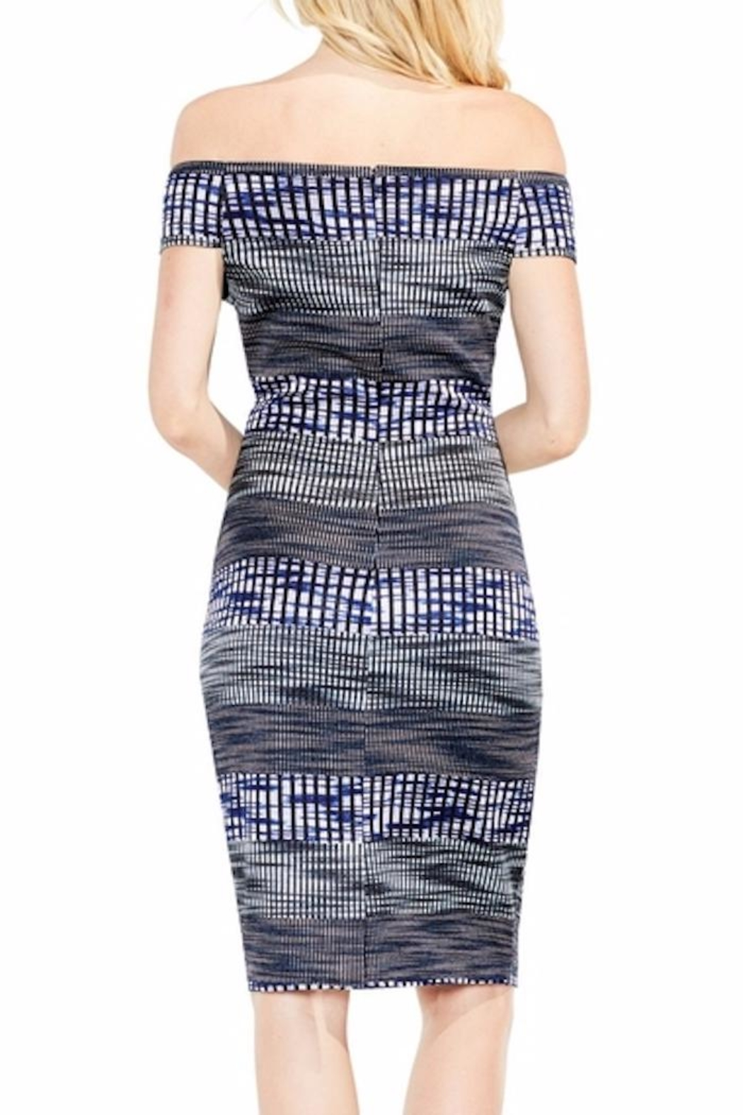 Vince Camuto Knit Dress - Front Full Image