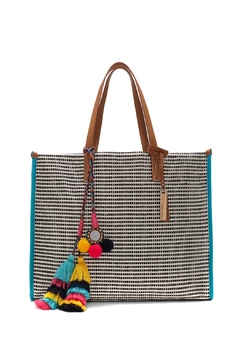 Vince Camuto Pria Woven Tote - Product List Image