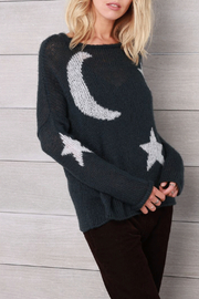 Wooden Ships Vincent Crew Neck Sweater - Product Mini Image