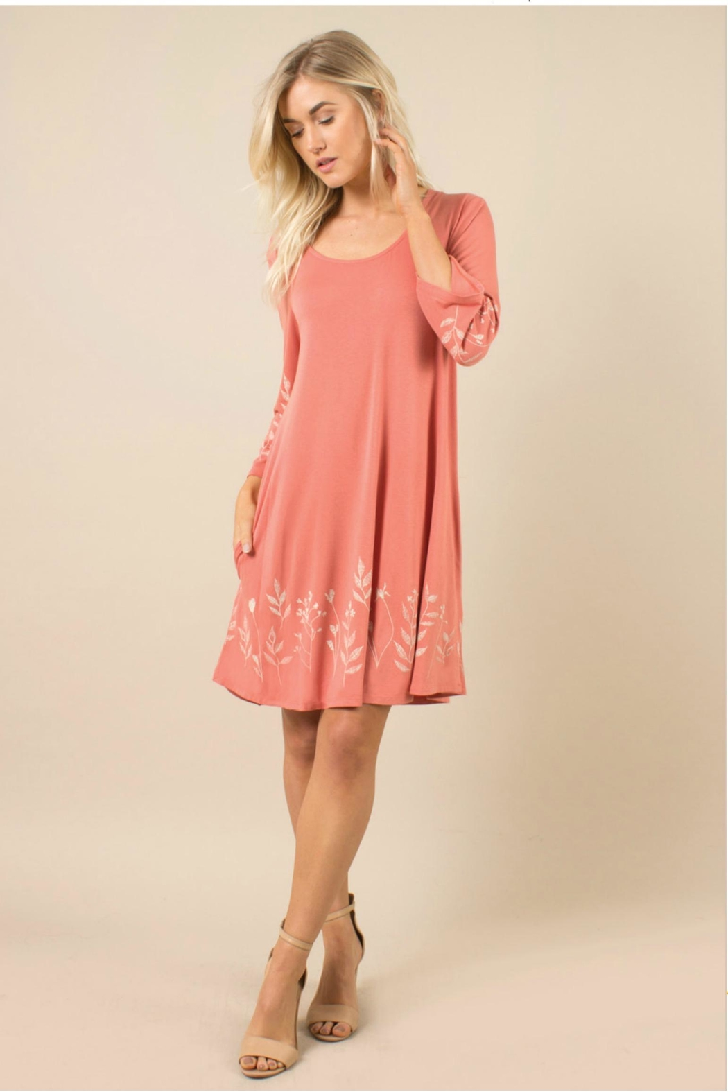 Simply Noelle Vine-And-Dine Dress - Main Image