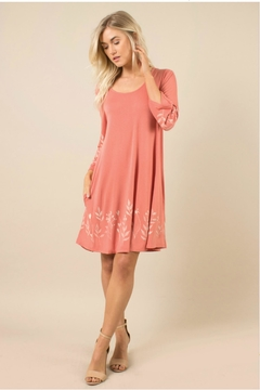 Simply Noelle Vine-And-Dine Dress - Product List Image