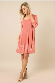 Simply Noelle Vine-And-Dine Dress - Front cropped