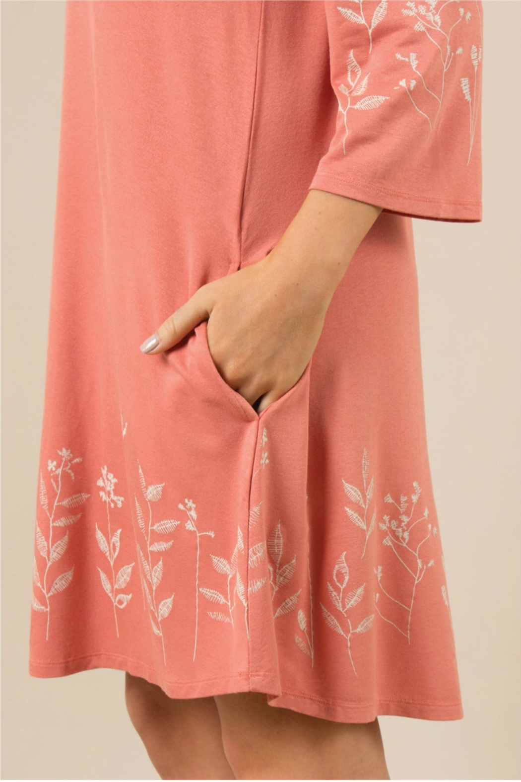 Simply Noelle Vine-And-Dine Dress - Side Cropped Image