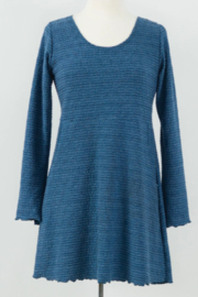 Vine Street  Pucker Tunic - Front cropped