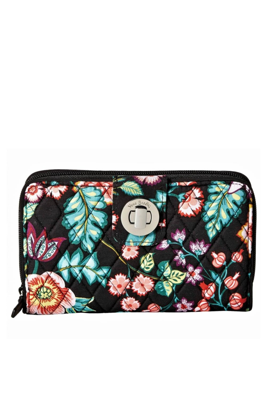 d9aa2027a6 Vera Bradley Vines Floral Turnlock from Kentucky by Mimi s Gift ...