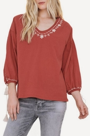 The Great Vineyard Tunic - Front cropped