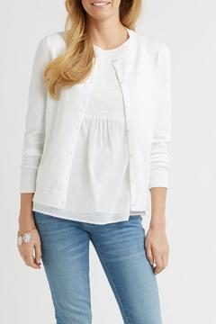 Vineyard Vines Shell Button Cardigan - Product List Image