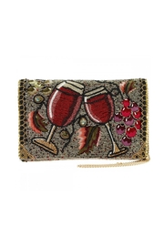 Mary Frances Vino Beaded Clutch - Product Mini Image