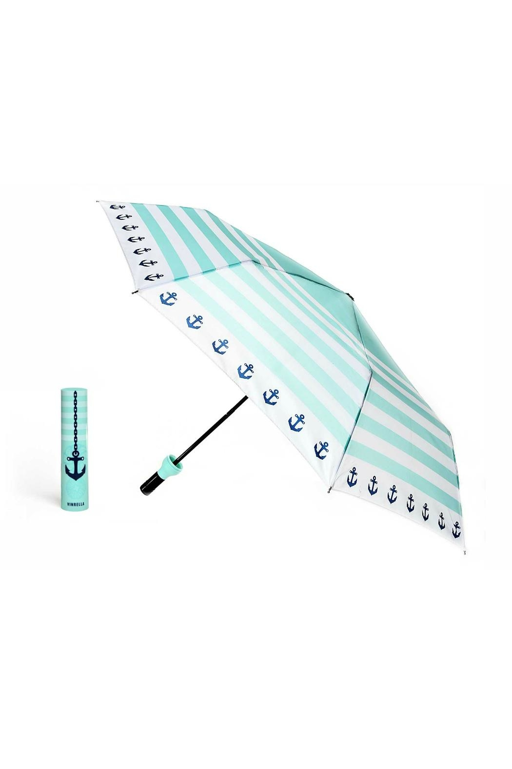 Vinrella Seaside Umbrella - Side Cropped Image