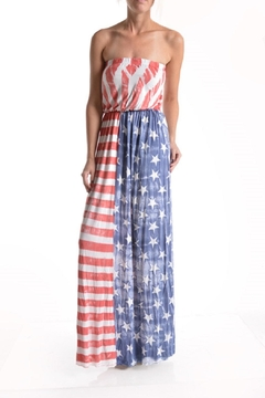 T-Party Fashion Vintage American Flag - Product List Image