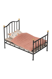 Maileg Vintage Bed, Mouse - Front cropped