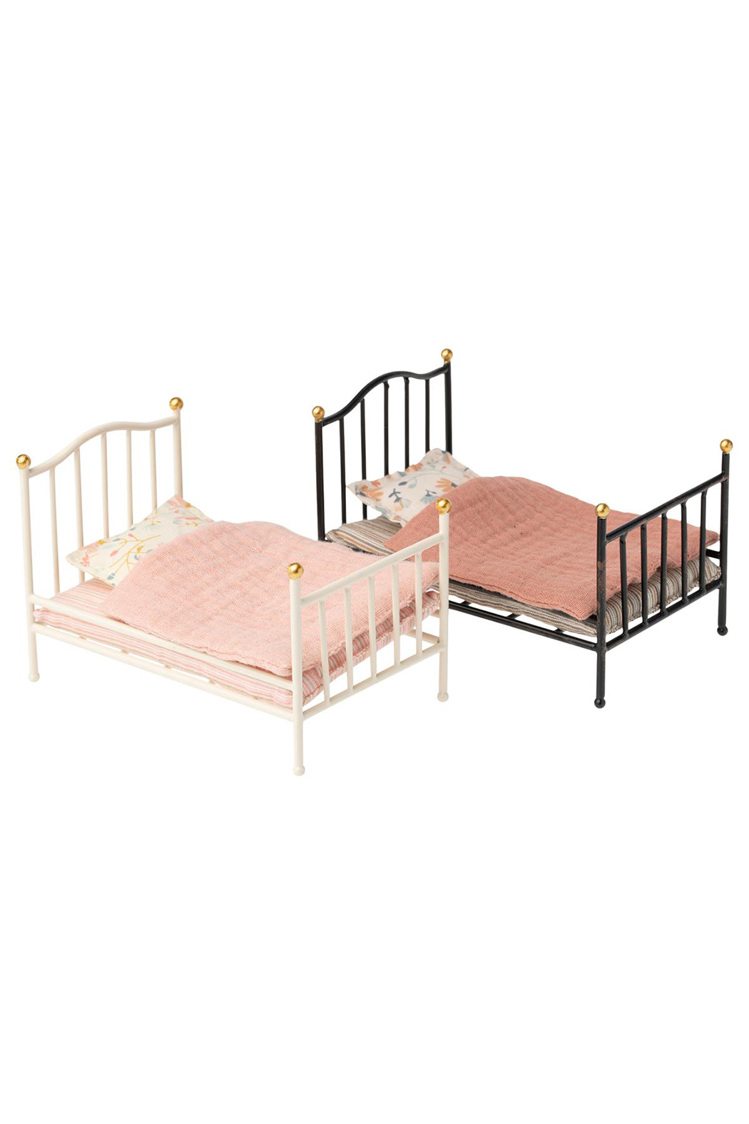 Maileg Vintage Bed, Mouse - Front Full Image