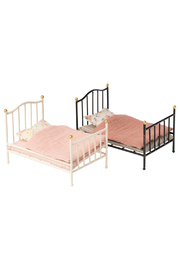 Maileg Vintage Bed, Mouse - Front full body